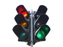 Verkeer-licht Royalty-vrije Stock Foto