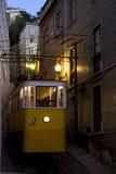 Verkeer Lissabon Stock Foto's