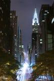 Verkeer in Manhattan stock fotografie
