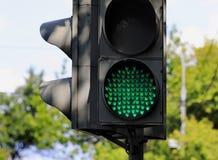 Verkeerslicht Stock Fotografie