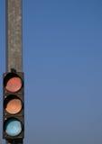 Verkeerslicht Stock Afbeeldingen
