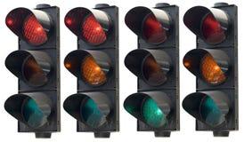 Verkeerslichten Royalty-vrije Stock Afbeelding
