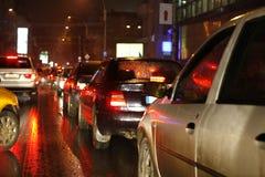 Verkeerslichten Stock Afbeelding
