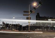 Verkeerslichten Stock Foto's