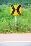 Verkeersteken Stock Foto