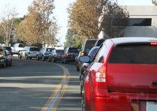 Verkehr lizenzfreies stockbild