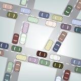 Verkehr stock abbildung