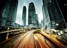Verkehr in Hong Kong lizenzfreie stockfotografie