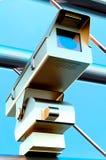 Verkehr surveilance Kamera lizenzfreie stockfotos