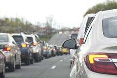 Verkehrs-Bruch-Lichter Stockfotos