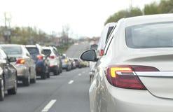 Verkehrs-Bruch-Lichter Lizenzfreies Stockbild