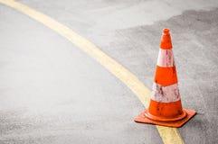 Verkehrskegel Lizenzfreie Stockbilder