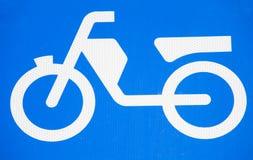 Verkehrspiktogramm Stockbild