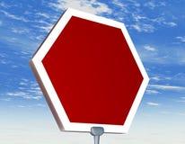 Verkehrsschild Lizenzfreies Stockbild