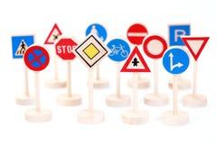 Verkehrsschilder Stockbilder