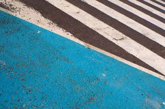Verkehrsschilder @ miket Stockbilder