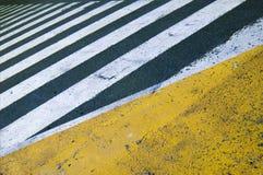 Verkehrsschilder @ miket Lizenzfreies Stockbild