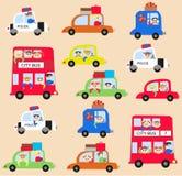 Verkehrsverlauf Stockbilder