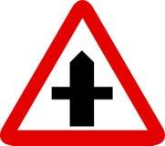 Verkehrszeichen Stockbild