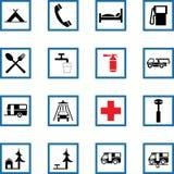 Verkehrszeichen Stockbilder