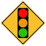 Verkehrszeichen Stockfotos