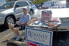 Verkiezing 2 Stock Foto's