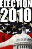 Verkiezing 2010 Stock Afbeeldingen