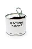 Verkiezing Stock Foto