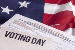 Verkiezing 2016 Stock Foto's