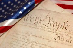 Verklaring van onafhankelijkheid royalty-vrije stock foto's