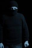 Verkleideter Angreifer Lizenzfreies Stockbild