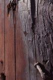 Verkoolde Spijker Stock Afbeelding