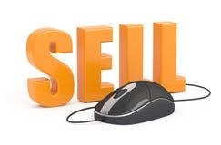 Verkoop. stock illustratie