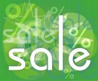 ?verkoop? stock afbeelding