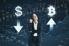 Verkoop en koop concept royalty-vrije stock afbeelding