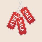 Verkoopmarkering Stock Foto's
