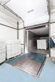 Verladedock Lizenzfreies Stockfoto