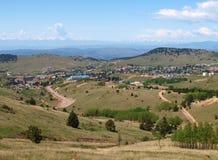 Verlam Kreek, Colorado royalty-vrije stock foto's