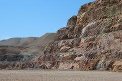 Verlam Kreek & Victor Gold Mine royalty-vrije stock foto's