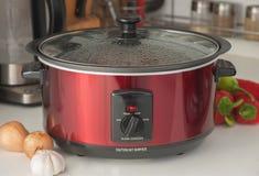 Verlangsamen Sie Kocher stockfotografie