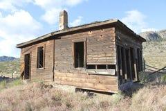Verlassen homested Stockbilder