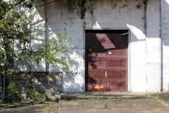 Verlassen in Louisiana lizenzfreies stockbild
