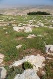 Verlassen Sie Berglandschaft (Vogelperspektive), Jordanien, Mittlere Osten Stockfotos