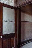 Verlassene Büros - Mansfield, Ohio Lizenzfreie Stockfotografie