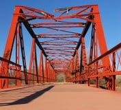 Verlassene Brücke Stockfotografie