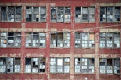 Verlassene Fabrik stockfoto