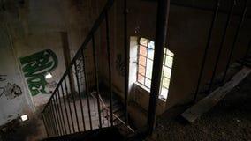 Verlassene Fabrik - Brauerei lizenzfreies stockfoto