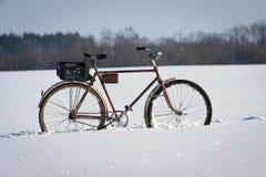 Verlassene Fahrräder Lizenzfreies Stockfoto