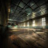 Verlassene Gymnastik Lizenzfreies Stockfoto