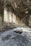 Verlassene Kapelle stockfotografie